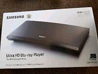 Samsung ultra HD blu-ray player BRAND NEW