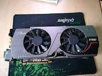 Msi 6970 2gb graphics card