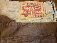 **£20** Mens Levis Trousers - Brand New, Never Worn