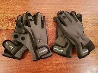 Set of 2 barbour gloves
