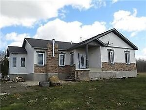 Quarter Section and Home for Sale in Elmworth