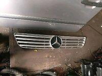 Mercedes Benz Viano Vito V Class Genuine Bonnet Grill Grille 1996-2003