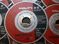 Hilti 1mm cutting discs X28