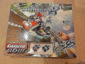 Mariokart 8 slot racing