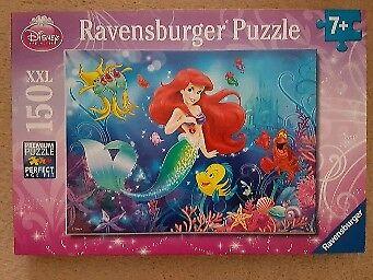 150 piece Disney Little Mermaid/Ariel Ravensberger jigsaw