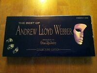 The best of andrew lloyd webber collectors edition