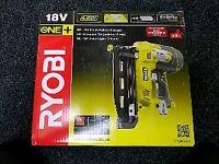 Ryobi 18v one+ Air strike nail gun RM18N16G-0