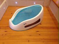 Angelcare Soft Touch Bath Support - Aqua