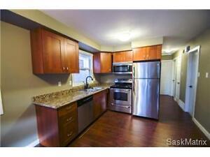 3 bedroom, main floor, recently renovated - includes utilities