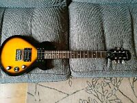 Epiphone child's electric guitar