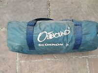 Outbound Scorpion 3 (3 man) tent