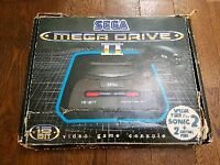 Sega Megadrive 2 with Sonic and Mega Games 1