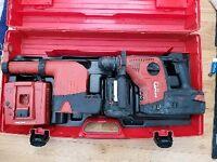 Hilti 36v ads three mode hammer drill TE 7 A