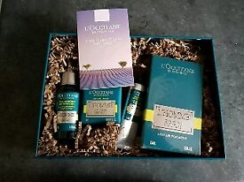 L'Occitane mens gift set