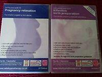 Pregnancy relaxation & birth preparation hypnobirth CDs