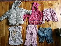 Baby/kids clothes 1-2 years girl