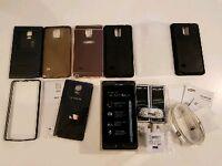 Samsung Galaxy Note 4 Black Unlocked SM-N910F 32GB