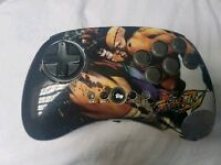 Special edition Street Fighter IV control pad for PS3