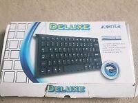 Deluxe Slim chiclet keyboard