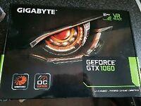 GIGABYTE GTX 1060 6GB *Brand New*