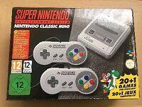 SNES Super Nintendo Classic Mini Gaming Console not PS4 XBOX