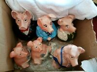 Natwest wade pig collection