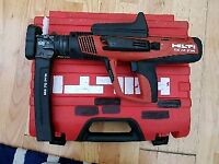 Hilti DX 76 nail gun (dewalt makita hilti Milwaukee Bosch ryobi Hitachi)