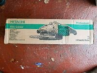 "Brand new Hitachi G23SS 9"" grinder"