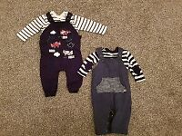 Baby boys baby bundle 3-6 months (several items)
