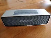 Bose Soundlink Mini (bluetooth)