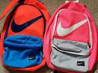 Nike Back to School Backpacks / Sports Bags