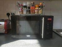 De Longhi Microwave 800w mint condition