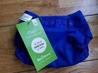 Brand new Blueberry Capri Nappy Wrap