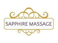 British female qualified massage therapist