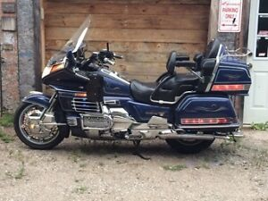 1988 GL 1500 Goldwing