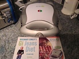 Rosemary conleys large health grill