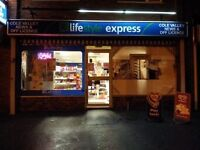 Double fronted shop to let in Hallgreen b28,great location ,office,pharmacy,corner shop to let