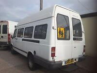 17 Seater LDV Convoy 400 Minibus For Sale . London Low Emission Zone Compliant
