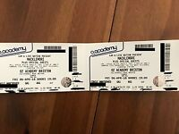 Macklemore Tickets for Sale