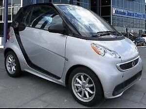 2016 Smart Fortwo Electric Drive Coupe (2 door)