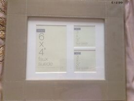 Brand new photo frame from next