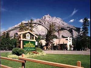 Banff Rocky Mtn Resort 2 Bdrm Condo July 15-22, 2018