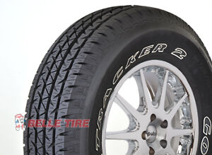 Jul18 - New never Mounted Goodyear Tires (Pair) - 235 70 16