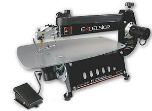 21 professional scroll saw- Excelsior XL-21 / 100