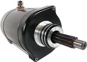 New starter motors to suit Polaris quad bikes and UTVs Ormeau Hills Gold Coast North Preview