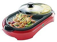 Santa Fe Fajita Sizzler - Healthy cooking grill George Foreman