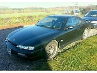 Nissan 200sx S14a manual