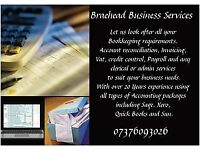 Self Empoyed Bookkeeper with space for new clients