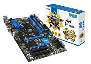 Wanted: Z97 motherboard St. John's Newfoundland image 1