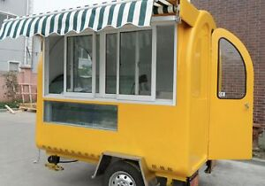 New Food Concession Trailers - Food Truck Business Opportunity